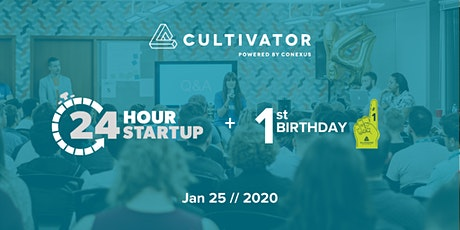 Cultivator's 1st Birthday! tickets