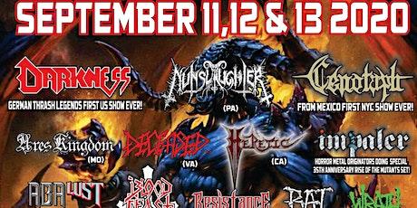 Rage of Armageddon 6 - Night One tickets