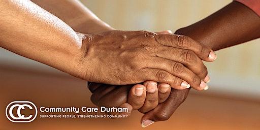 "Let's Talk About ""Care For The Caregiver"" Workshop"