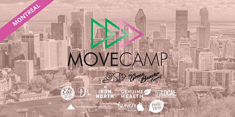MoveCamp Montreal - Free Fitness at Rutherford Field, McGill University tickets