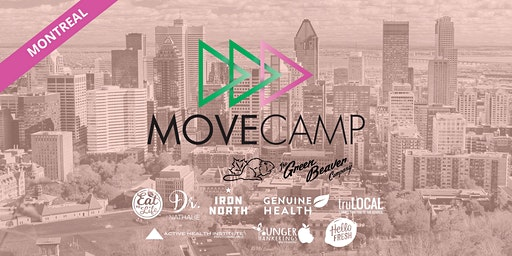MoveCamp Montreal - Free Fitness at Rutherford Field, McGill University