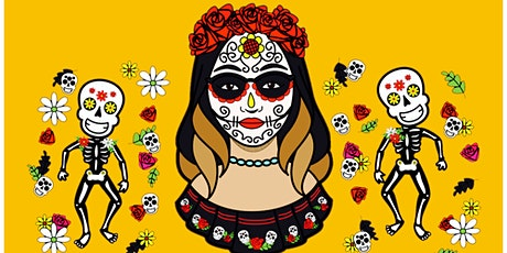 La Muerte Comedy Show by Karina Reyes tickets
