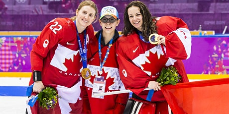 GOALIES ONLY: Atom & Peewee - On Ice Session with Shannon Szabados tickets