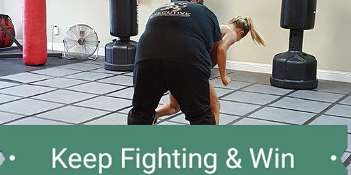 Lady Warrior Self-Defense 2-Day Seminar (Consecutive Saturdays)