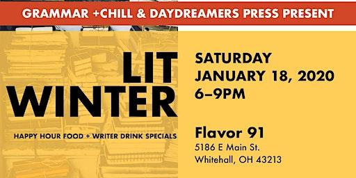 Grammar + Chill & Day Dreamers Press Presents: Lit Winter