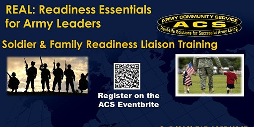 REAL:  Family Readiness Liaison / Command Family Representative
