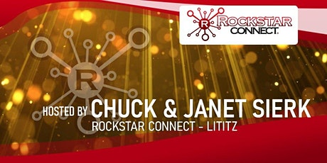 Free Lititz Rockstar Connect Networking Event (January, near Lancaster) tickets
