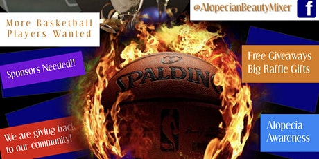 """Alopecian Beauty Co """"Celebrity Charity Basketball Game"""" Chicago tickets"""