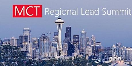 MCT Regional Lead Summit 2020 tickets