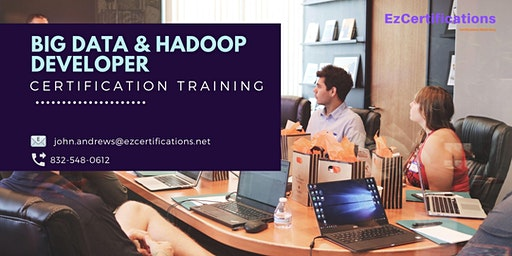 Big Data and Hadoop Developer Certification Training in Lewiston, ME