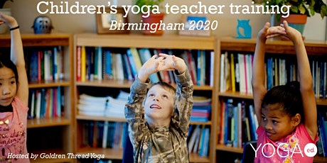 Yoga.Ed  - Children's Yoga Teacher Training tickets