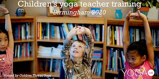 Yoga.Ed  - Children's Yoga Teacher Training