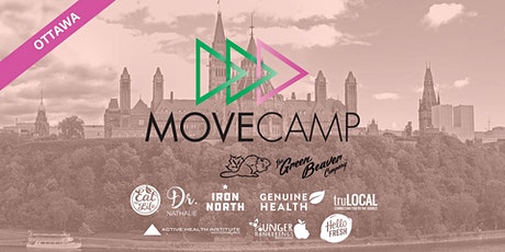 MoveCamp Ottawa - Free Fitness at Parliament Hill tickets