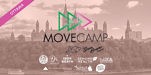 MoveCamp Ottawa - Free Fitness at Parliament Hill