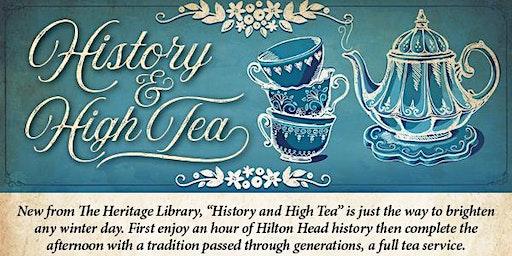 History and High Tea