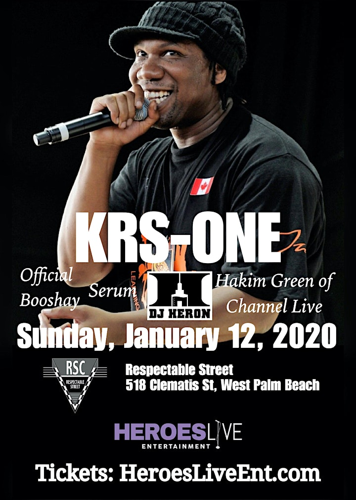 KRS-One image