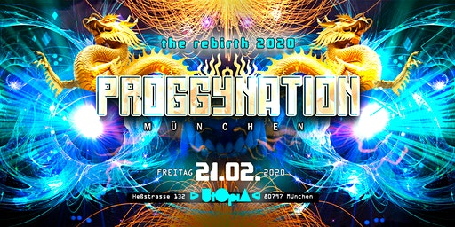 Proggynation München pres. the rebirth 2020