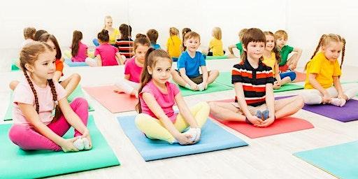 Yoga - Kids 12 & Under