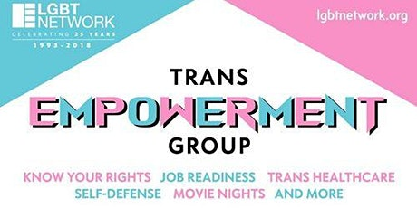 Trans Empowerment Group (All Ages) tickets