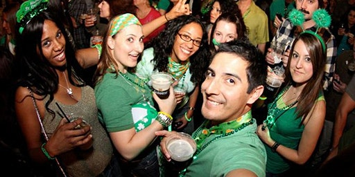 St Patrick's Day Astoria Queens Bar Crawl
