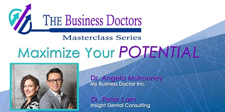 The Business Doctors Masterclass Series for Dentists tickets