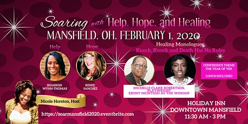 SOARING with HELP, HOPE, AND HEALING Mansfield, Ohio