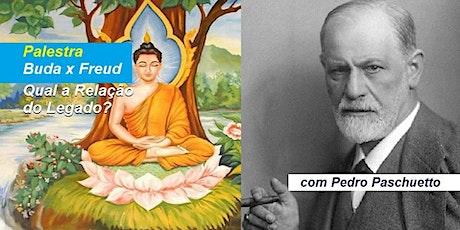 Palestra Buda x Freud – Qual a Relação do Legado? – Pedro Paschuetto ingressos