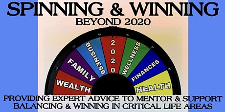SPINNING & WINNING beyond 2020 tickets