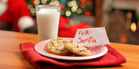 Cookies with Santa - Kid's Cooking Class on December 12th tickets
