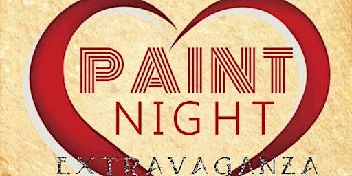 Let's Paint: Valentine's Day Extravaganza