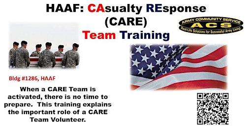 HAAF CARE Team Training