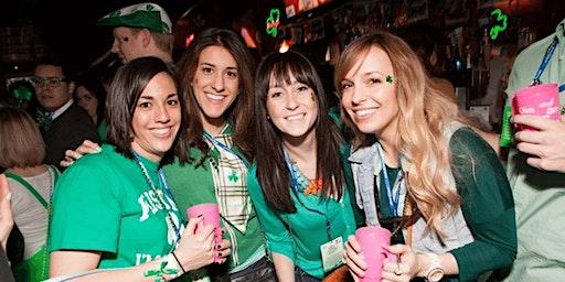 St Patrick's Day Wicker Park Bar Crawl