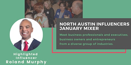 North Austin Influencers January Mixer tickets
