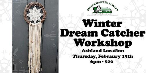 Ashland Dream Catcher Workshop