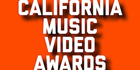 California MUSIC VIDEO AWARDS Dinner 2020 tickets