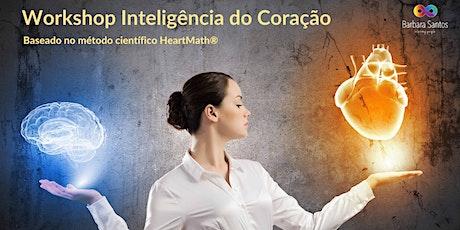 WORKSHOP INTELIGÊNCIA DO CORAÇÃO tickets
