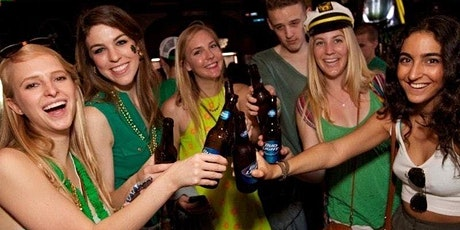 St Patrick's Day Lower East Side Bar Crawl tickets