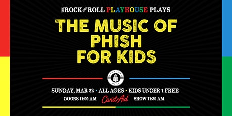 Music of Phish for Kids tickets