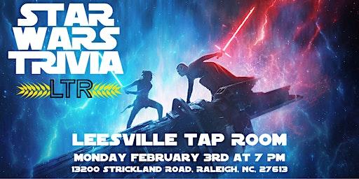 Star Wars Trivia at Leesville Tap Room