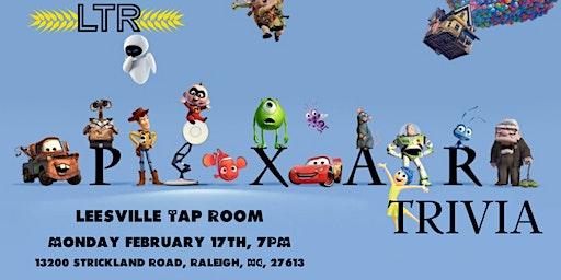 Disney Pixar Movie Trivia at Leesville Tap Room