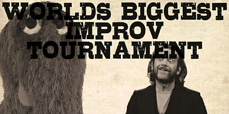 World's Biggest Improv Tournament: February 3rd 7pm tickets