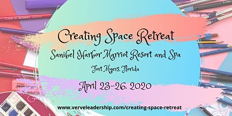 Verve Leadership Creating Space Retreat tickets