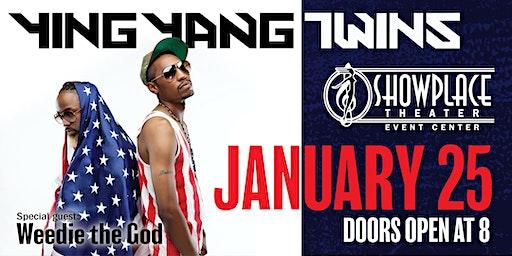 Ying Yang Twins Live!