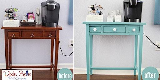 Ashland Dixie Belle Furniture Flip Workshop
