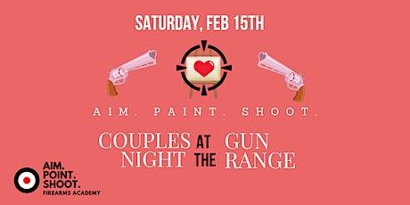 Aim. Paint. Shoot. Couples Night at the Gun Rance tickets