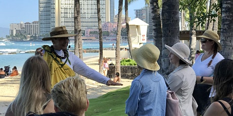 Waikiki Historic Trail (Part 1) tickets