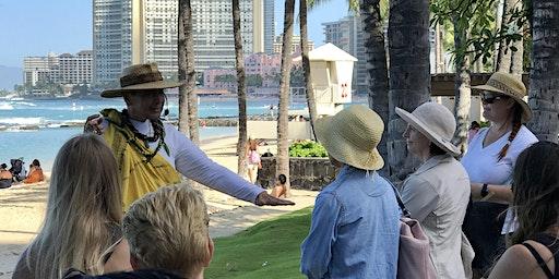 Waikiki Historic Trail (Part 1)