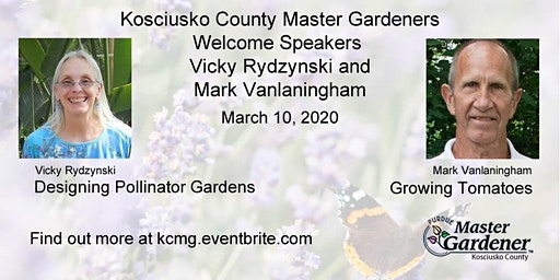 Gardening Away the Winter Blues - March 10, 2020 - Single Admission