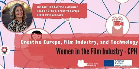 Creative Europe, Film Industry, and Technology tickets