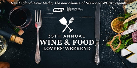 35th Annual Wine & Food Lovers' Dinner tickets